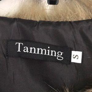 Jackets & Coats - Tan/Brown Faux Fur Vest (Size: S, NWOT)